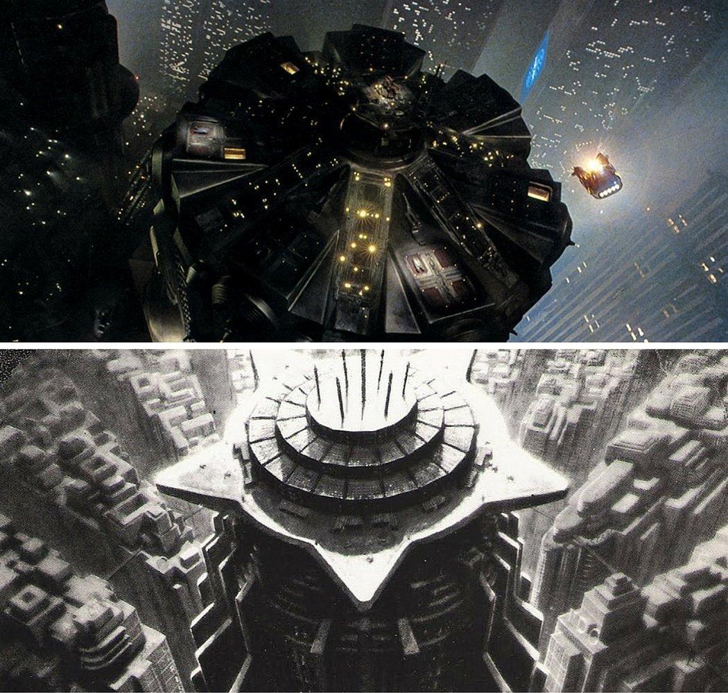 Blade Runner/Metropolis - Film Noir