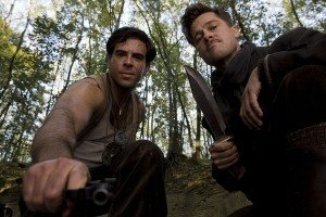 Inglourious Basterds - Tension