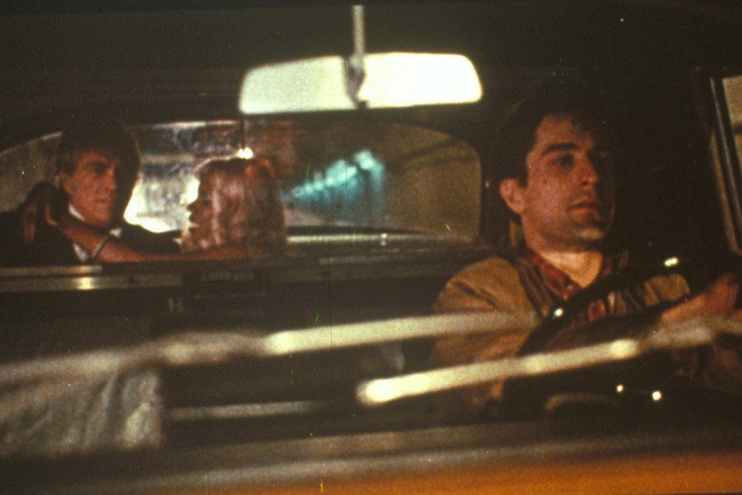 Taxi Driver - Reviews - Thriller