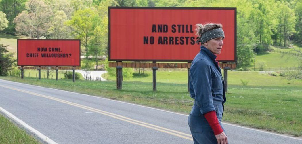 Three Billboards Outside Ebbing Missouri - London Film Festival