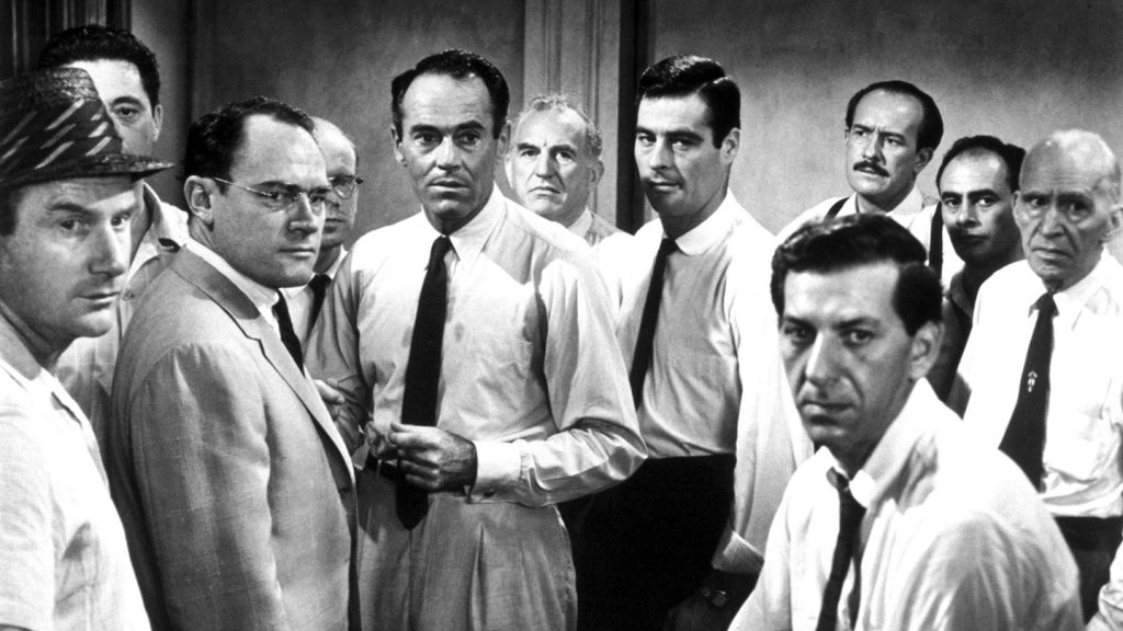 Movies - 12 Angry Men