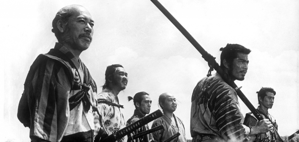 Movies - Seven Samurai