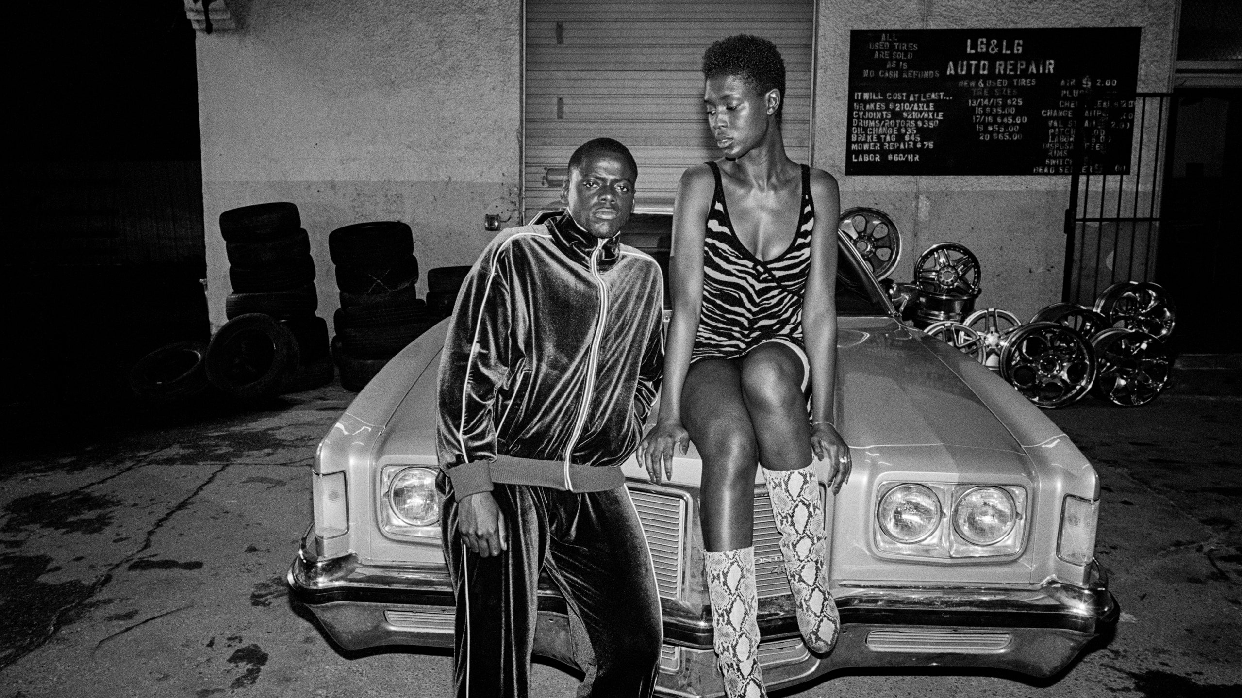 Reclaim The Frame - So The Theory Goes - Shaquilla Alexander - Queen and Slim