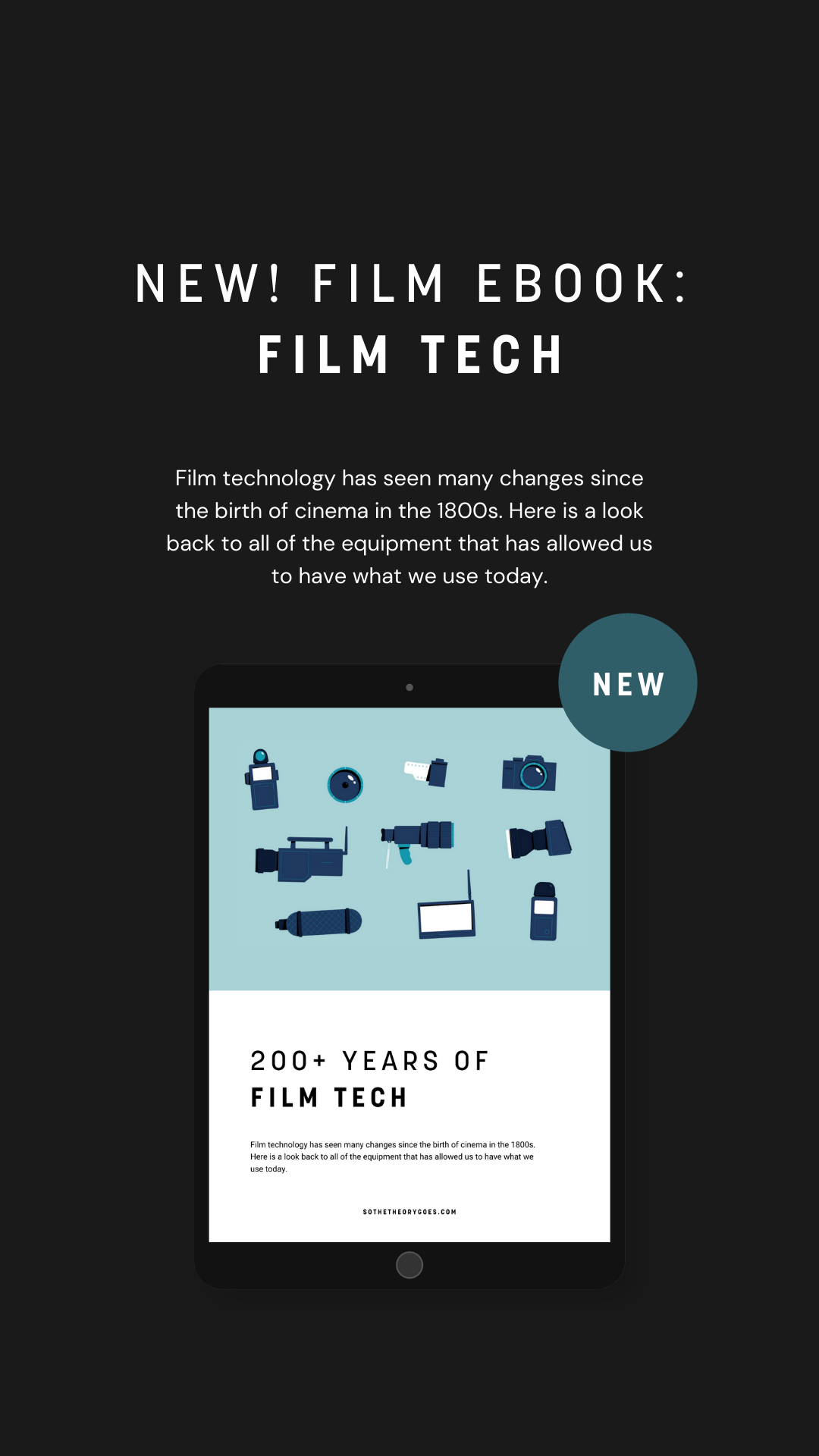 200 Years of Film Tech