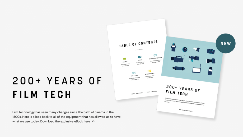 Access our 200+ Years of Film Tech eBook from this link